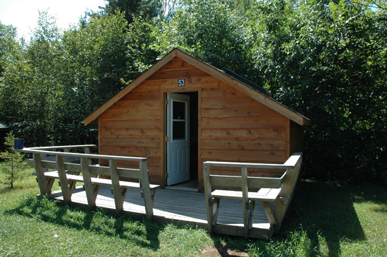 Accommodations at Wilderness Tours