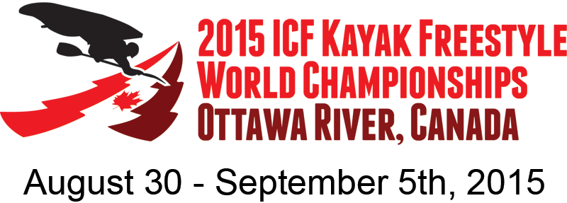 2015 World Freestyle Kayaking Championships
